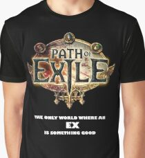Path of Exile - The EX Graphic T-Shirt