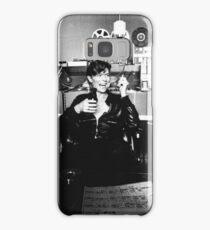 Fripp Bowie Eno Samsung Galaxy Case/Skin