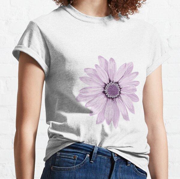 Purple Daisy Classic T-Shirt