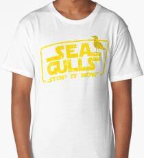 Seagulls Long T-Shirt