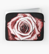 Shimmering Red Laptop Sleeve