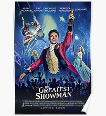 The greatest showman posters redbubble the greatest showman poster stopboris Image collections