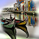 Two Boats in Aveiro by julie08