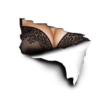 3D boobs by marko-stosic