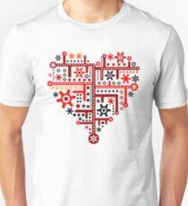 Heart For Valentine Day Unisex T-Shirt