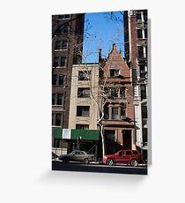 A Tree Grows In Brooklyn Greeting Card