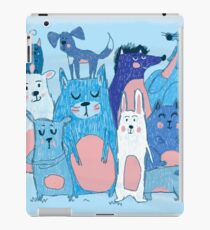 Cute animals iPad Case/Skin