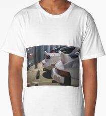 Ducks in a row Long T-Shirt