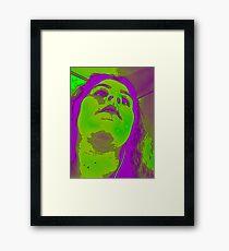 So ogre it Framed Print