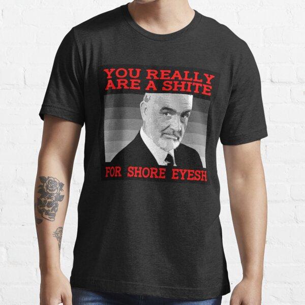 Sean Connery Essential T-Shirt
