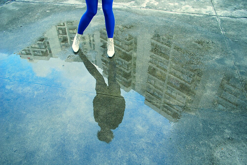 reflection by Diana Ramos