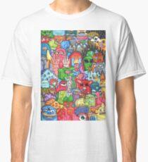 Doodle Art Classic T-Shirt