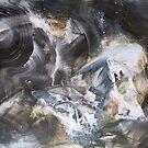 Diamond cut diamond, Original Abstract by Dmitri Matkovsky