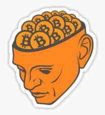 Bitcoin Cerebellum Sticker