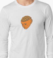Bitcoin Cerebellum Long Sleeve T-Shirt