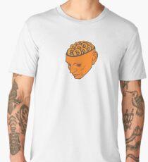 Bitcoin Cerebellum Men's Premium T-Shirt