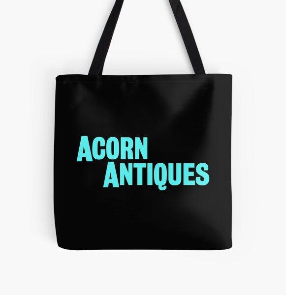 ACORN ANTIQUES - TITLES All Over Print Tote Bag