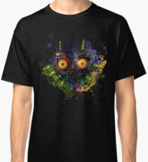Majora's Mask Paint Splatter Classic T-Shirt