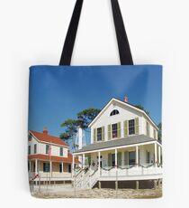 Keeper's Row Tote Bag
