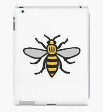 Manchester Bee, Classic Edition iPad Case/Skin