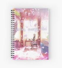 Violet Evergarden Anime Spiral Notebook