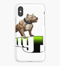 Pit iPhone Case