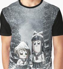 POP TEAM EPIC Anime Graphic T-Shirt