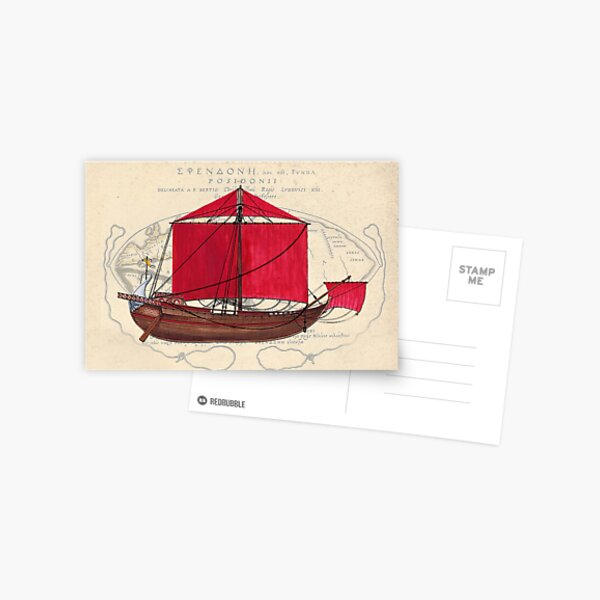 Postcard - Corbita Postcard