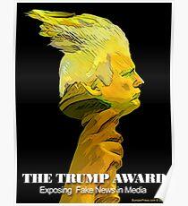 The Trump Award Poster