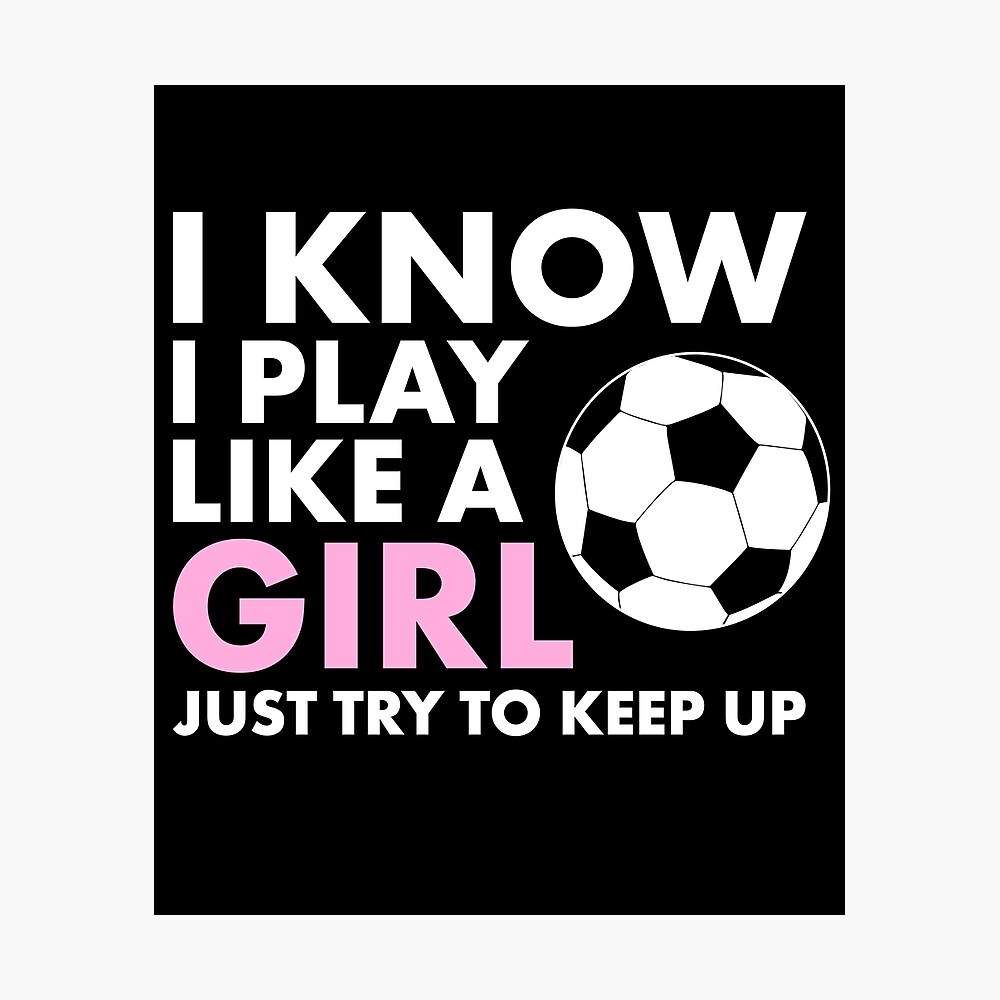 Coach Gifts Girls/' Fitted Kids T-Shirt Soccer Fans What/'s Life Without Goals