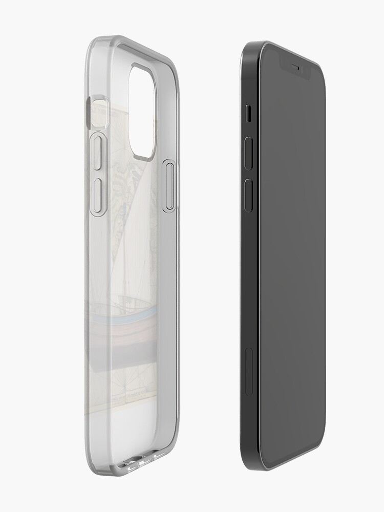 Alternate view of Potscard - Trade Nava iPhone Case & Cover