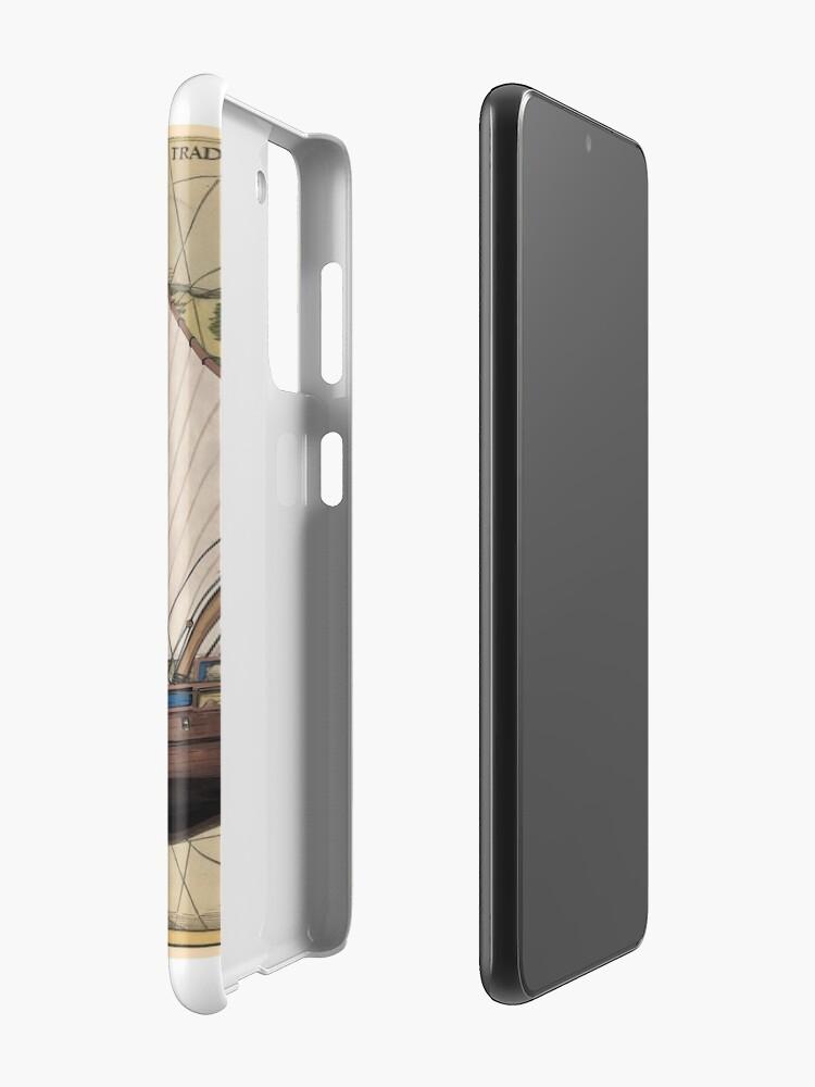 Alternate view of Potscard - Trade Nava Case & Skin for Samsung Galaxy