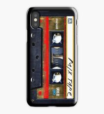 Gold Mix cassette tape iPhone Case