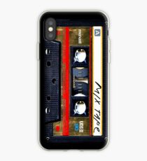 Vinilo o funda para iPhone Cinta de cassette Gold Mix