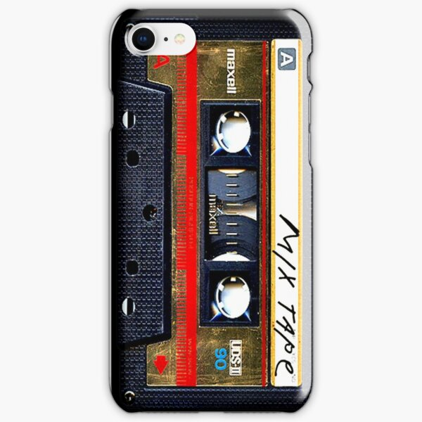 Gold Mix cassette tape iPhone Snap Case