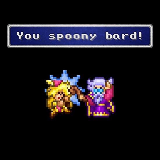You Spoony Bard! by likelikes