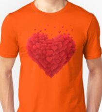 Easter gift wallets t shirts redbubble valentines heart unisex t shirt negle Choice Image