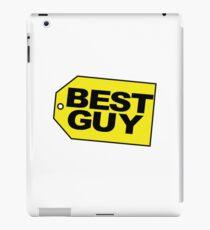 Best Guy (Best Buy Parody) iPad Case/Skin
