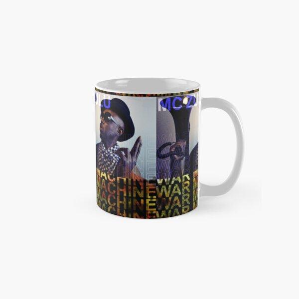 MC ZULU - War Machine (Print) Classic Mug