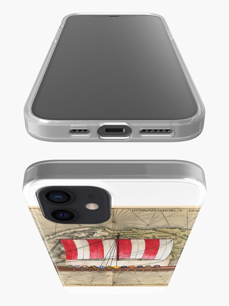Alternate view of Postcard - Drakkar iPhone Case & Cover