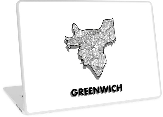 Greenwich - London Boroughs by damnfinecuppa