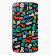 Cool Cats Case/Skin for Samsung Galaxy