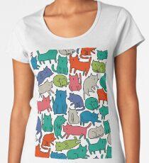 Cool Cats Women's Premium T-Shirt