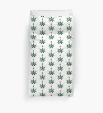Smoke In Remembrance Of Me Duvet Cover
