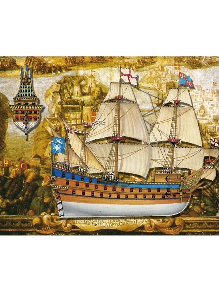 Postcard - Great Carrack by TheCollectioner