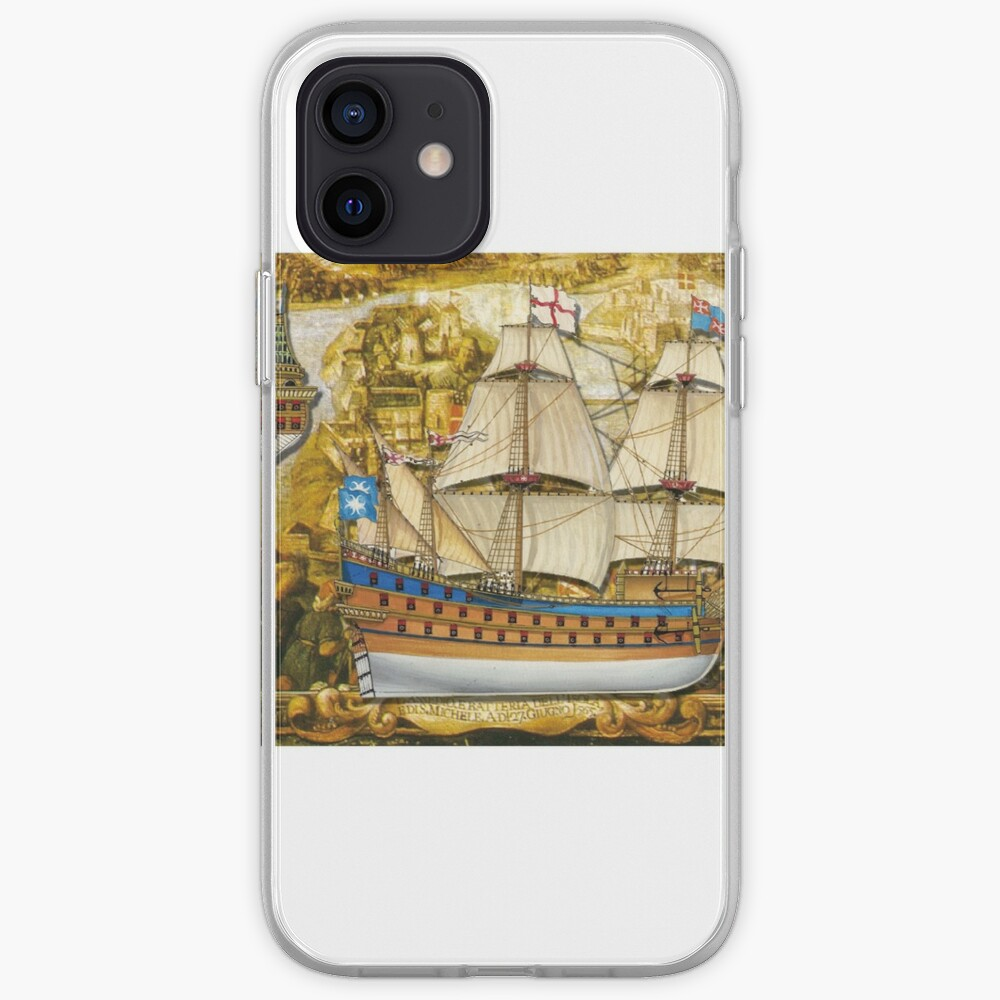 Postcard - Great Carrack iPhone Case & Cover