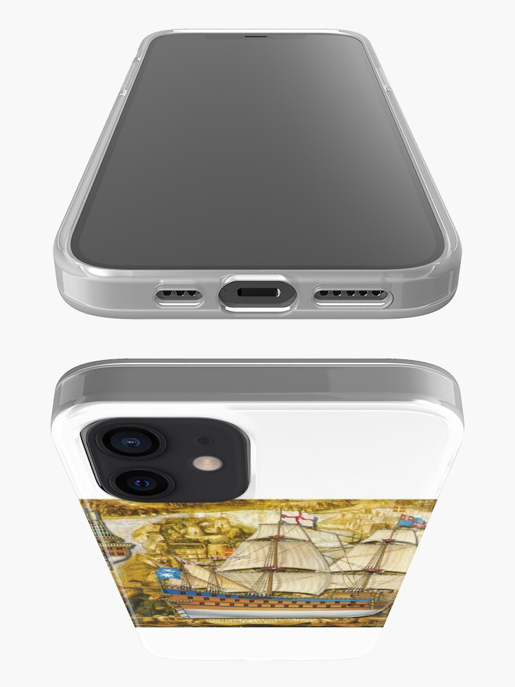 Alternate view of Postcard - Great Carrack iPhone Case & Cover