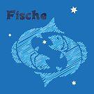 Sternzeichen Fische - groß by NafetsNuarb