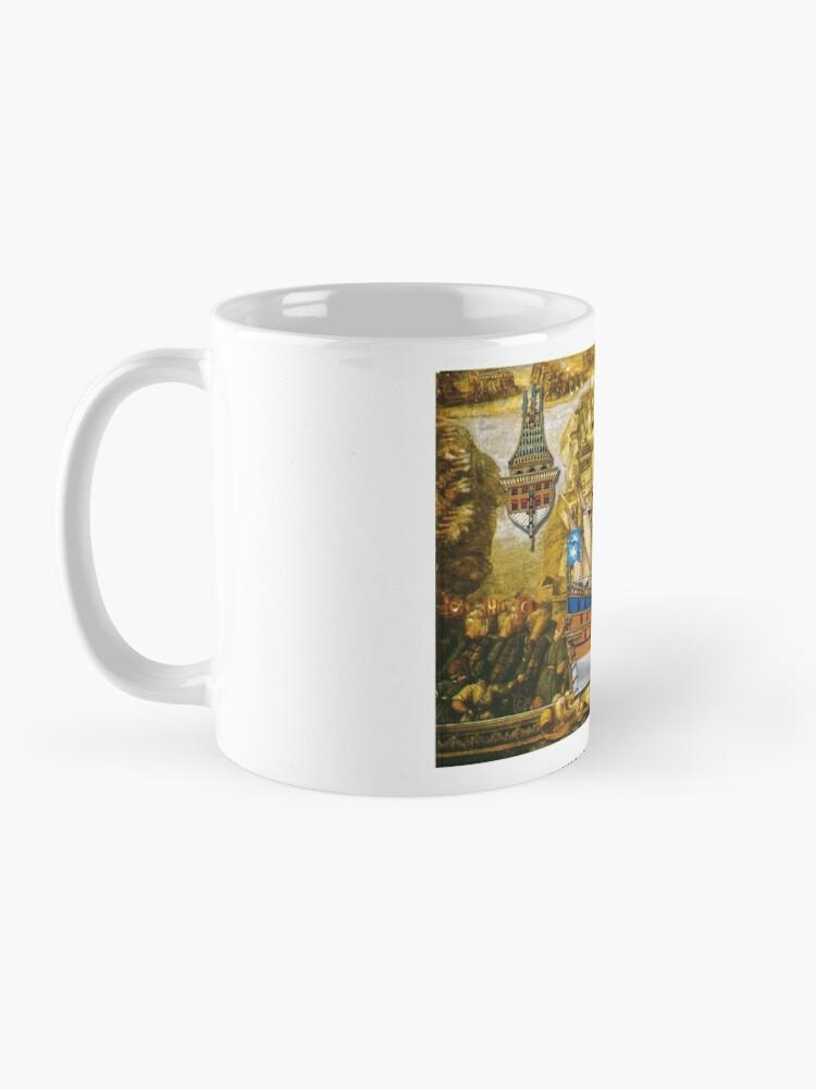 Alternate view of Postcard - Great Carrack Mug