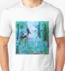Jabiru Wetlands Unisex T-Shirt